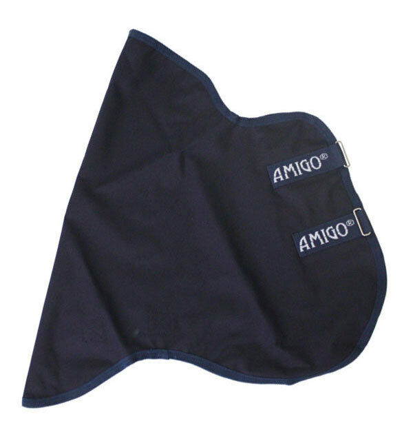 Amigo Bravo 12 Turnout Hood - 250g - 1200D Waterproof and Breathable