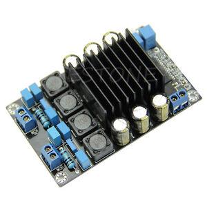 tp2050 class d amp assembled kit 50w 50w audio power digital amplifier board ebay. Black Bedroom Furniture Sets. Home Design Ideas