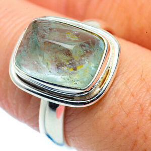 Aquamarine-925-Sterling-Silver-Ring-Size-8-5-Ana-Co-Jewelry-R36992F