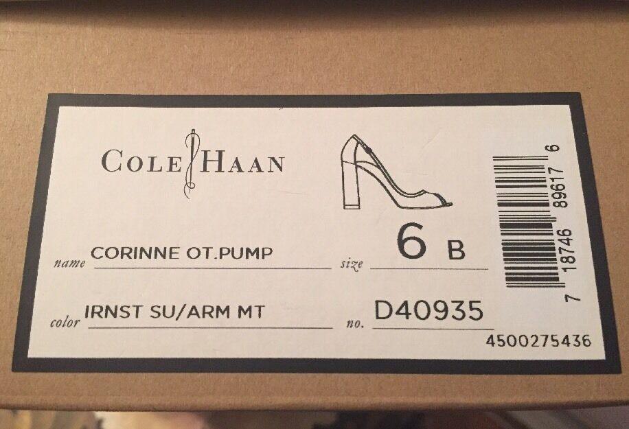 Cole Cole Cole Haan Suede Pump NIB a9cc99