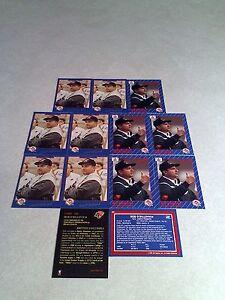 Bob-O-039-Billovich-Lot-of-21-cards-3-DIFFERENT-Football-CFL