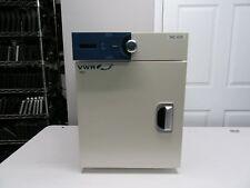Vwr Forced Air Generl Incubator 414005 120v 60hz 8 To 65c 24x18x18