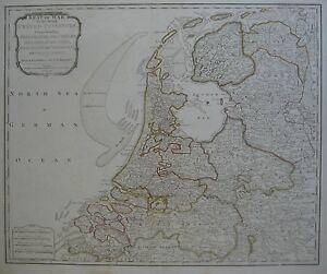 Zeeland Holland Karte.Details Zu Original 1794 Laurie Whittle Seat Of War Map Holland Zeeland Flanders Utrecht