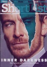 Alien Covenant MICHAEL FASSBENDER Ricky Whittle UK SHORTLIST MAGAZINE May 2017