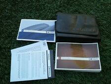 2008 SUBARU IMPREZA OWNER MANUAL OEM SEE PHOTO