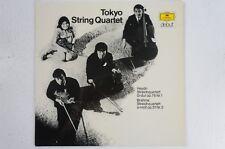 Haydn op 76 Brahms op 51 Streichquartette Tokyo String Quartet (LP23)