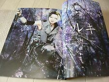 the GazettE Photo Book Hibiya Gyakuen Battou / Japan Visual Kei / Ruki Reita Aoi