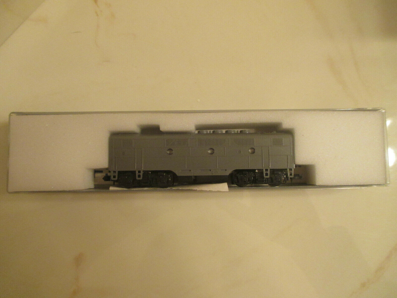 Kato N-Scale Model Train Undecorated 176-060
