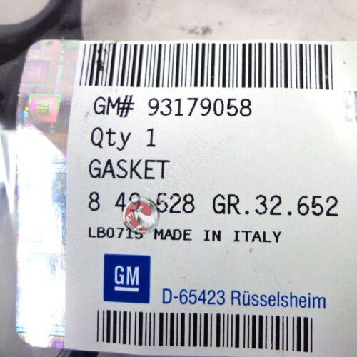 Vauxhall 1.9 CDTI Diesel Induction Collecteur Joint de Culasse Neuf D/'Origine