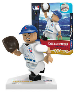KYLE SCHWARBER #12 CHICAGO CUBS 2016 WORLD SERIES CHAMPIONS OYO MINIFIGURE NEW