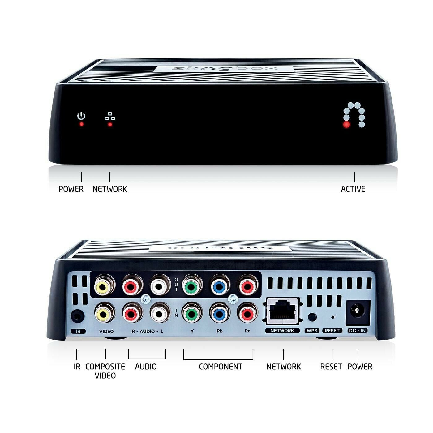 Sling Media Slingbox M1 Digital HD Media Streamer