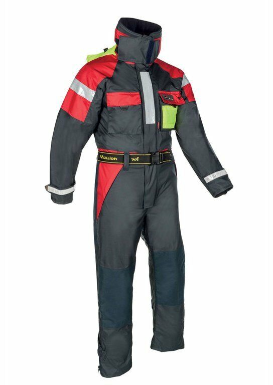 Mullion NEW AQUAFLOAT SUPERIOR Suit - Schwimmanzug Flotation Suit  Gr. S-3XL