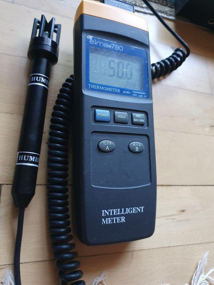 Intelligent ThermoMeter, Elma 780