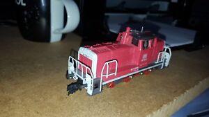 OO-HO-gauge-FLEISCHMANN-DB-Red-3610726-3-DIESEL-LOCOMOTIVE-DCC-working-lights
