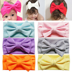 BL-FT-Unisex-Cute-Baby-Solid-Candy-Color-Bowknot-Bow-Stretch-Headband-Accessor