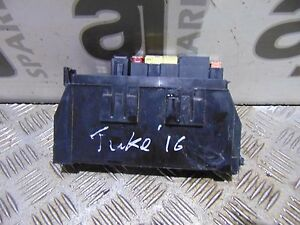 Details about NISSAN JUKE 1.5 SEL 2016 FUSE BOX on