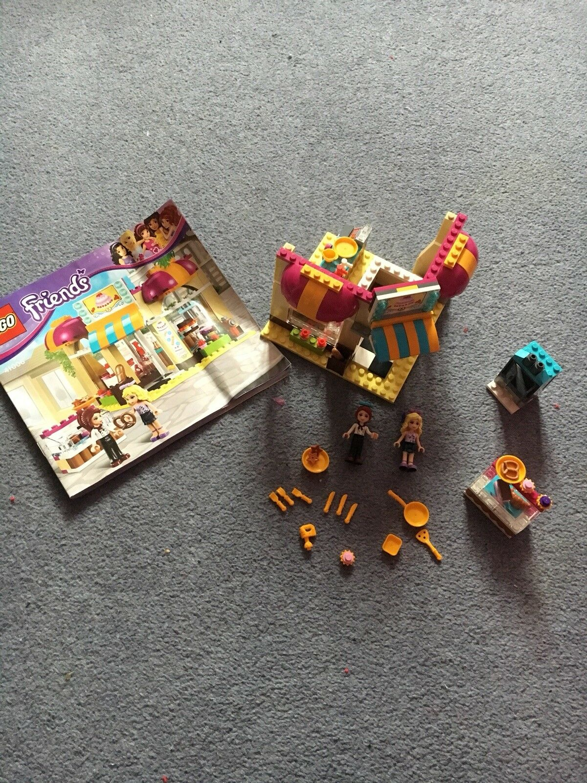 Lego friends bundle 12 set plus spares immaculate condition