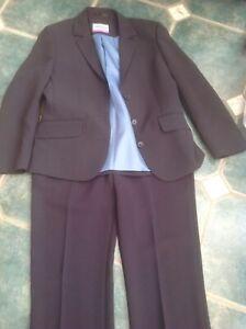 Ladies-Trouser-Suit-Skopes-Tailoring-Jacket-12s-Trousers-14s-Vgc