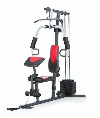 Weider 2980 X Home Gym Weight System
