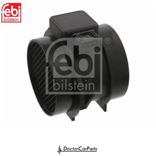 Mass Air Flow Sensor MAF for BMW E39 520i 00-04 2.2 M54 Petrol Febi