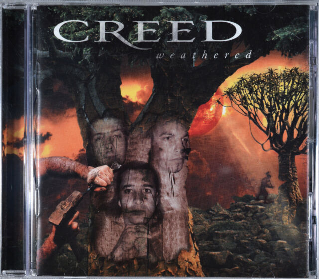 Weathered by Creed [Canada - Wind-Up EK91573 - 2001] - MINT