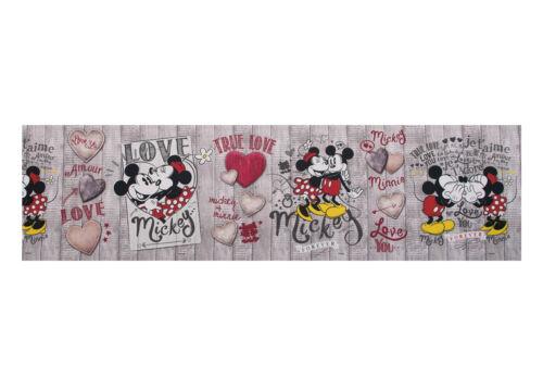 I Love You Tappeto Passatoia Antiscivolo Stampa Digitale Sprinty Disney Dis