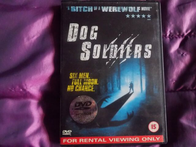Dog Soldiers (DVD, 2002)