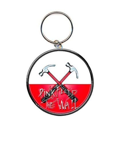 Pink Floyd Keyring Keychain Dark Side Of The Moon band logo new Official