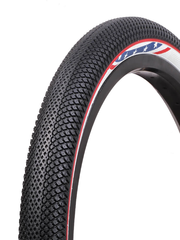 20x1.75 Vee Rubber  Speedster Folding Kevlar BMX tire 110psi USA edition  lowest prices