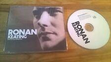 CD Pop Ronan Keating - When You Say Nothing At All (1 Song) Promo POLYDOR sc