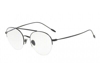 Di Carattere Dolce Montatura Occhiali Da Vista Giorgio Armani Autentici Ar5066 Nero 3001 Supplemento L'Energia Vitale E Il Nutrimento Yin