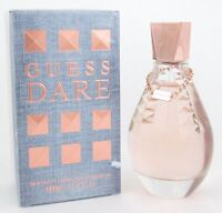 Guess Dare By Guess 3.4 Oz. Eau De Toilette Spray For Women Sealed