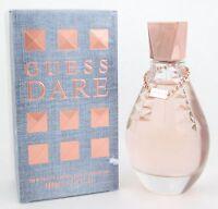 Guess Dare By Guess 3.4 Oz. Eau De Toilette Spray For Women Sealed