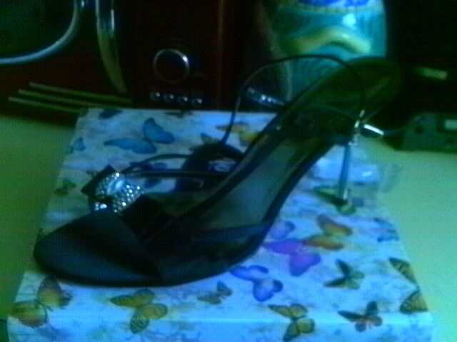 PLEASER LUXE HEELS BLACK SATIN  BLING RINESTONE CIGARETTE 11 M DRAG SEXY