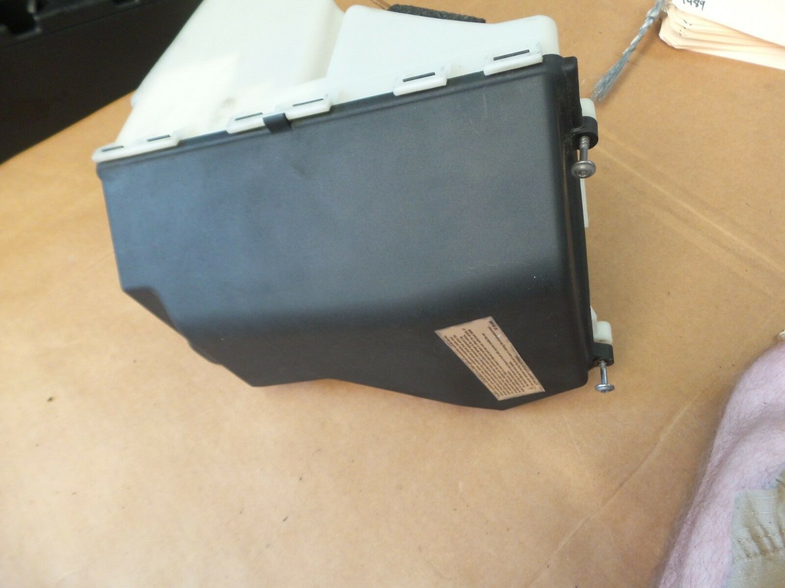 Bmw E46 Ecu Fuse Relay Box