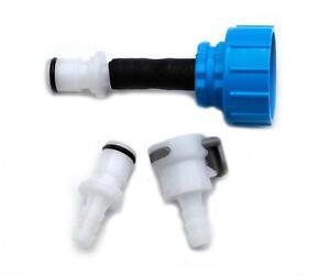 Sawyer-sp115-adattatori-di-riempimento-veloce-per-pacchetti-di-Idratazione-Acqua-Purificazione
