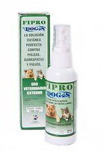 Fipro P.A. Dog's (Solución de Fipronil) 100 ml
