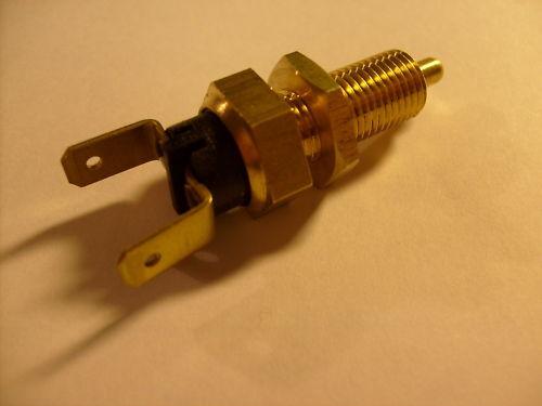 Land Rover Serie Interruptor de luz de freno para frenos servo 575166 Genuino Lucas