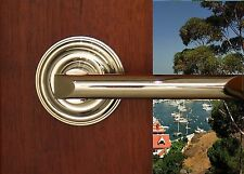 Providence Passage Door Lever Set for Closet Hallway and Bedroom Doors by FPL