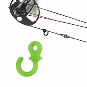 4pcs-Compound-Bow-String-Stabilizer-Silencer-Monkey-Tails-Bow-Damping-Archery