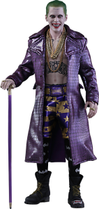 Hot Toys MMS382  Suicide Squad The Joker The Joker (Purple Coat Version)