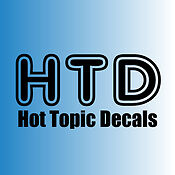 Hot Topic Decals