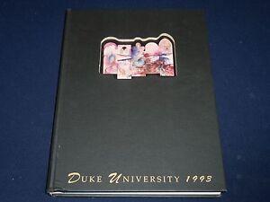 1993 THE CHANTICLEER DUKE UNIVERSITY YEARBOOK - NORTH CAROLINA - YB 475B