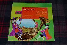 Mozart~Clarinet Trio, Oboe Quartet, Horn Quartet~Endres Quartet~FAST SHIPPING