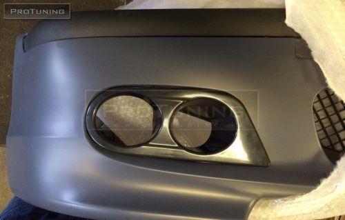 Alrededores Para BMW E46 M3 M SPORT PARACHOQUES DELANTERO airducts envolvente de luz de niebla