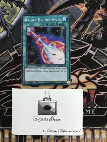 Rafale Hypernova RIRA-FR063 Super Rare 1st Yu-Gi-OH
