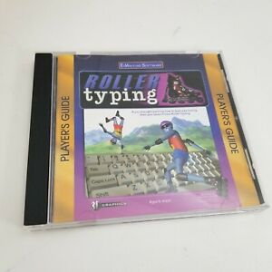 Roller-Typing-PC-CD-learn-to-type-faster-better-more-accurate-on-keyboard-game