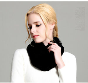 9e67d467f New Real Rex Rabbit Fur With Fur Ball Scarf Shawl Cape Stole Wrap ...