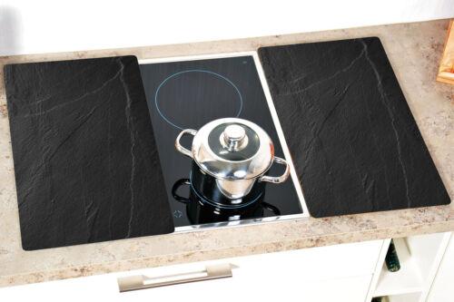 KESPER Schneidplatte Glas 2er 50x30cm 36523
