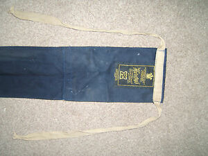 Hardy-fly-cource-rod-case-very-good-condition-47-034-open-120cm-ALNWICK